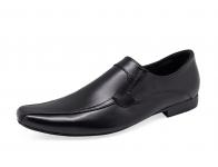 รองเท้าคัทชู FB-95 หนังนิ่มดำ