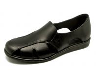 ลด 50% รองเท้าคัทชู FC-20 หนังนิ่มดำ