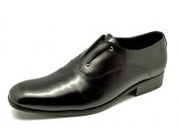 ลด 50% รองเท้าคัทชู HFB-03 หนังเรียบดำเงา