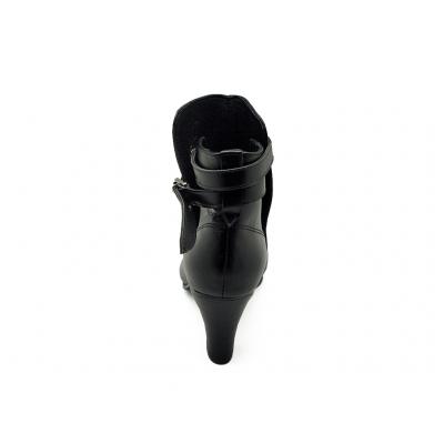 รองเท้าลำลอง,บูท HSF-29 หนังนิ่มดำ