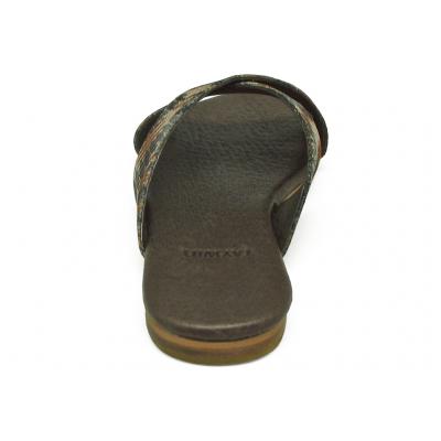 รองเท้าแตะ LS-10 ผ้าลายลอยดอก