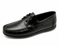 รองเท้าคัทชู MV-05 หนังนิ่มดำ