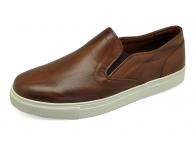 ลด 50% รองเท้าคัทชู MV-10 หนังนิ่มยับลายตาล