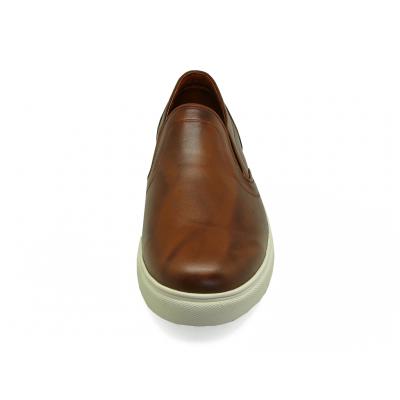 รองเท้าคัทชู MV-10 หนังนิ่มยับลายตาล