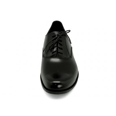 รองเท้าคัทชู MV-11 หนังนิ่มดำ