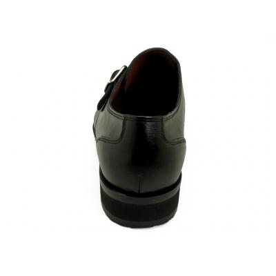 รองเท้าคัทชู MV-13 หนังนิ่มดำ