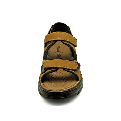 รองเท้าแตะ SKA-21 หนังนูบักออยล์ขี้ม้า