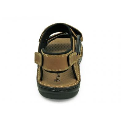 รองเท้าแตะ SKA-26 หนังนูบักขี้ม้า