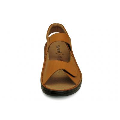 รองเท้าแตะ SKA-29 หนังนูบักแทน