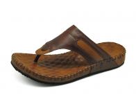 ลด 50% รองเท้าแตะ SKC-02 หนังยับลายตาล-หนังยับลายแทน