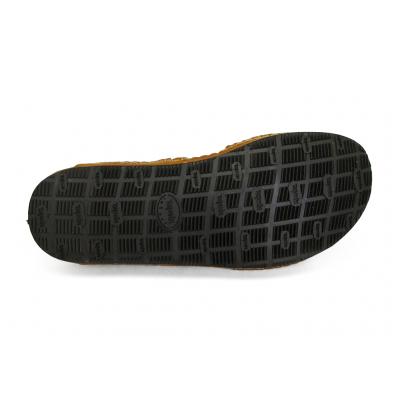 รองเท้าแตะ SKC-11 หนังยับลายแทน