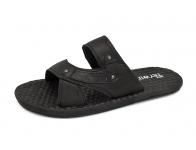 ลด 50% รองเท้าแตะ SKT-65 หนังชามัวดำ